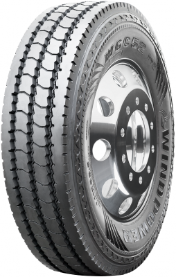 WGC52 Mixed Service A/P Tires